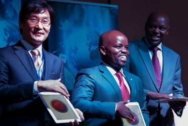 Rwanda steps up internet game