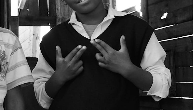 Recruiting child soldiers on the Cape Flats