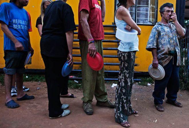 WATCH: South Africa's post apartheid white slums