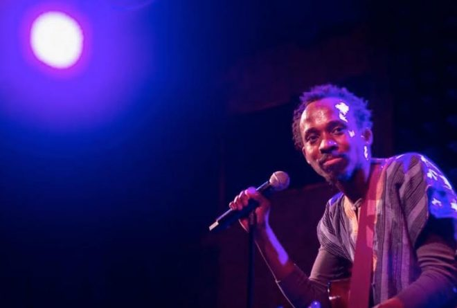 Osekre on being the 'New Fela' and performing at SummerStage