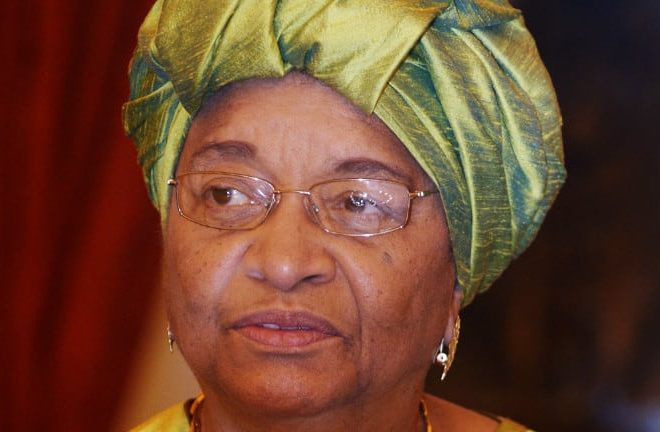 """Progress in Liberian Ebola fight is thanks to Pres. Obama"" – Pres. Sirleaf"