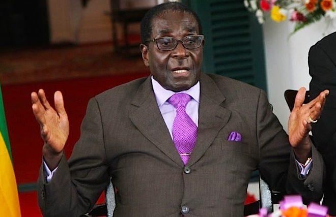 My 5 most epic Mugabe moments, 2014