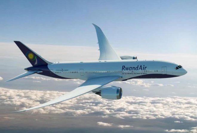 RwandAir named among world's safest airlines