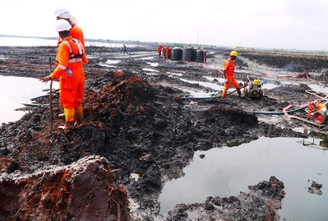Shell agrees to pay fishing community in Niger Delta $84m over oil spill