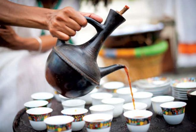 Ethiopian coffee ranked among the world's best
