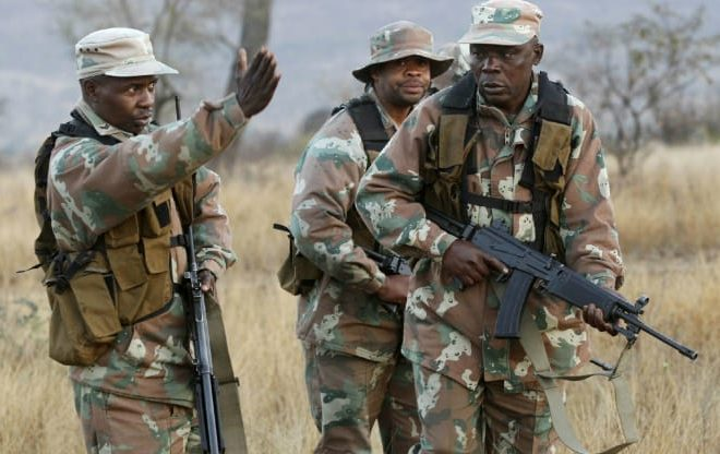 South Africa denies reports of ex-soldiers going to join Boko Haram fight