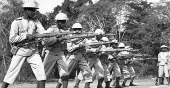 The all but forgotten contribution of African soldiers to the Allied victory in World War II