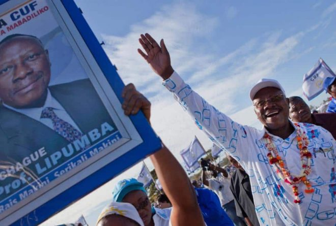 Tanzanian opposition leader charged with organising protest, MPs storm out of Parliament