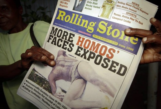 Gay rights campaigners in Uganda risk it all by publishing new LGBTI magazine