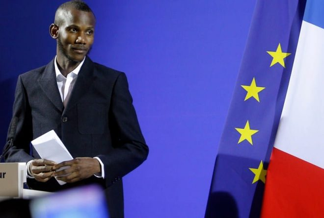 Malian man granted French citizenship for heroism after supermarket attack