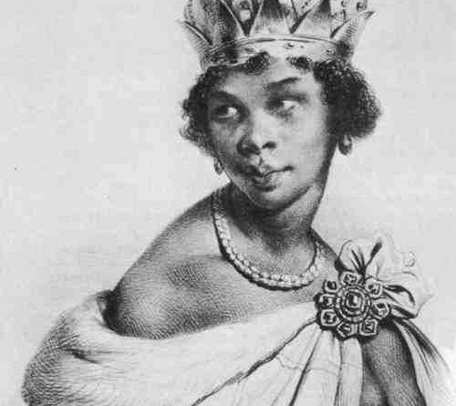#WCW Queen Nzinga of Ndongo and Matamba