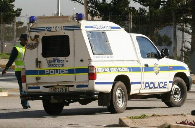 South African police allegedly detain women to rape them