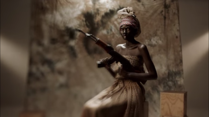 Resistance and collaboration: Asameni and the keys to Christiansborg Castle in Accra