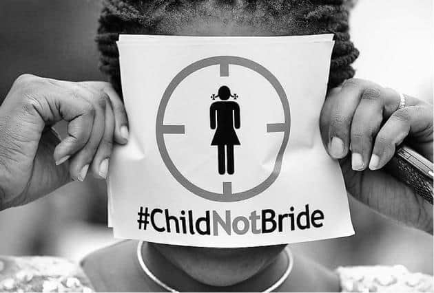 Three Nigerian teenagers are fighting to end child marriage