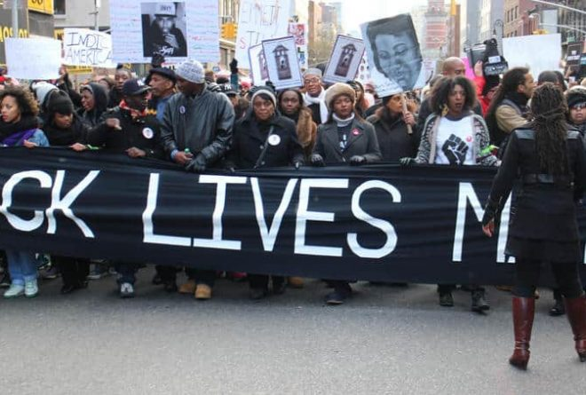 A reflection on African 'apathy' and #Blacklivesmatter