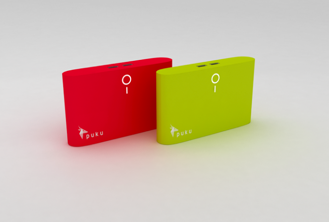Puku, the stylish USB charger created by Africans