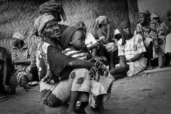 From children-of-witches to child-witches in Ghana