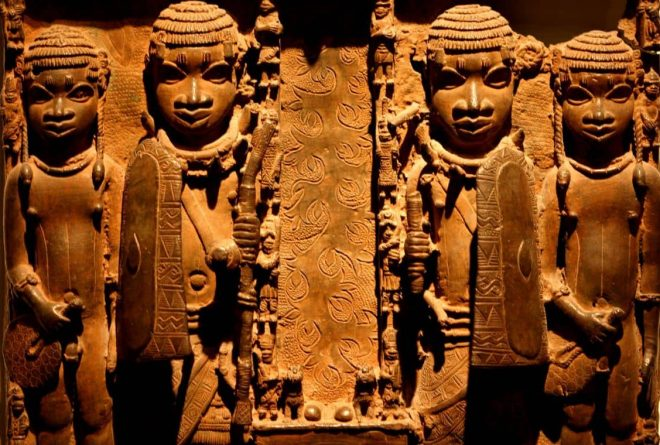 Africa's looted heritage needs to come home