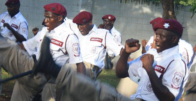 Does private security mean better security in Kenya?