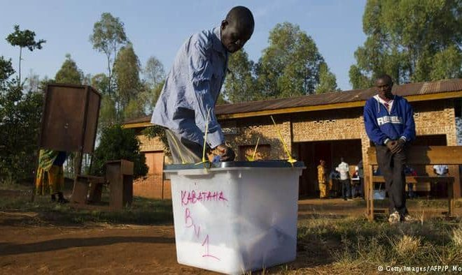 Red October for Africa's elections
