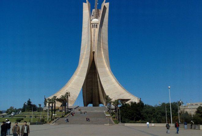The Maqam Echahid, Algeria