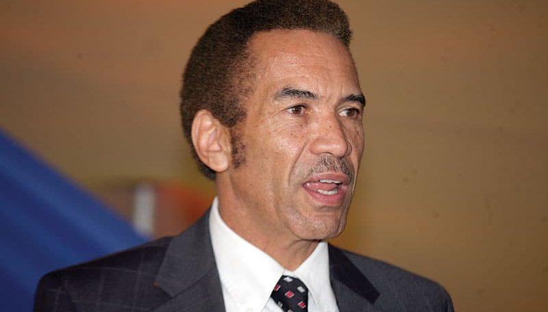 Celebrating Botswana President's Day