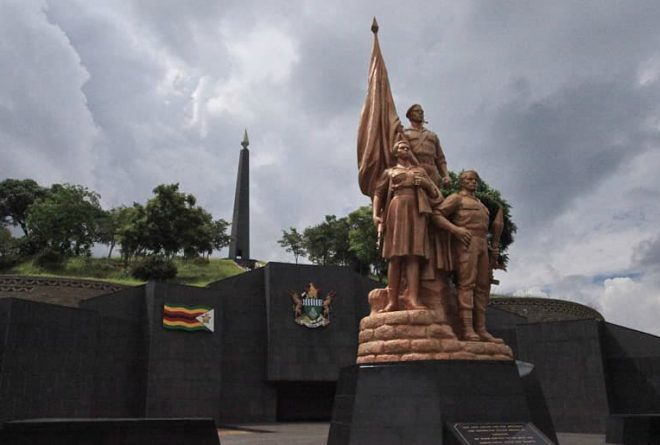 No country for new heroes? Zimbabwe's 2015 Heroes Day