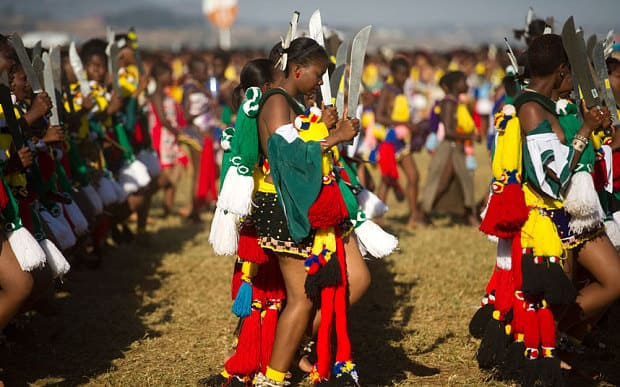 13 Swazi maidens die in crash