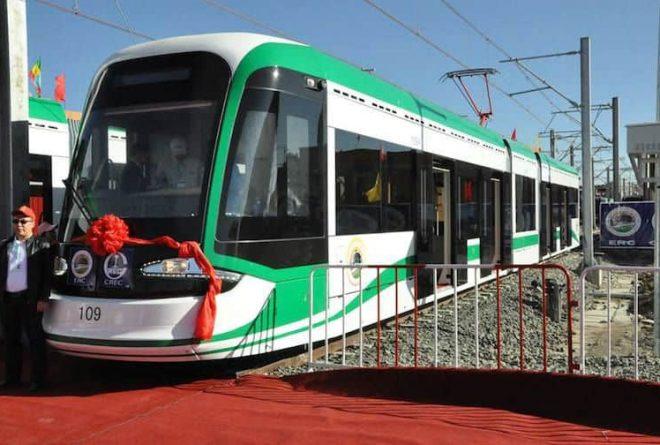 Ethiopia opens Sub-Saharan Africa's first modern light-rail system