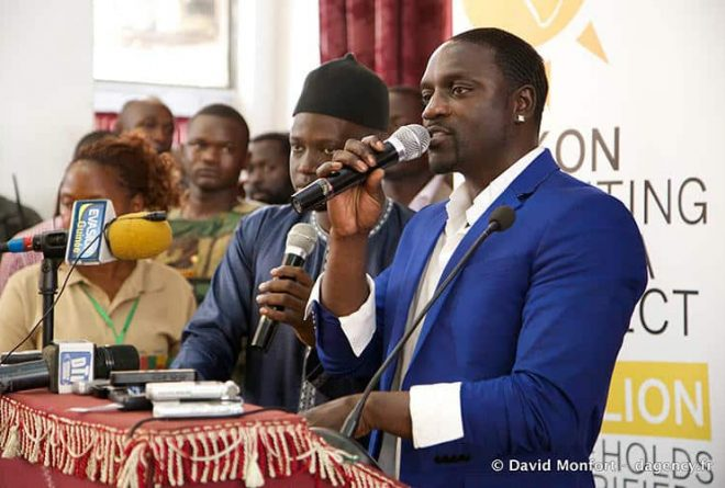 Senegalese musician Akon launches cryptocurrency AKoin