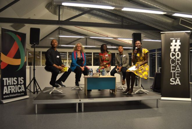 PHOTOS: This Is Africa and #cocreateSA authors' Meet & Read