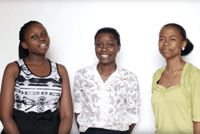 Ugandan students create vaginal infection detection app