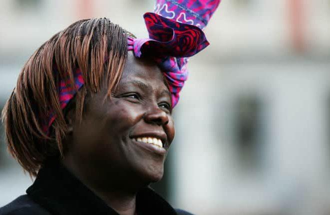In memory of the unbowed Professor Wangari Maathai