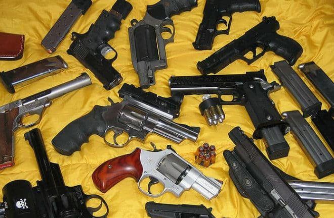 Will fewer firearms make South Africa safer?