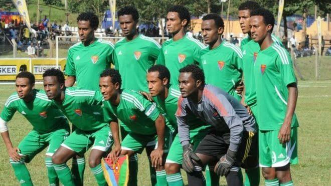 10 Eritrean national football players refuse to leave Botswana