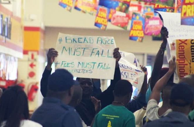 Why #ThePriceOfBreadMustFall matters