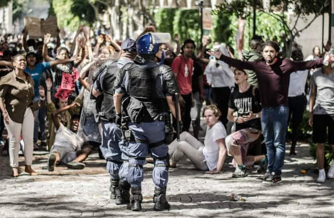 South Africa's student resolution: #FeesMustFall