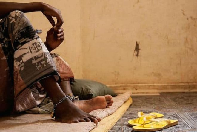 'Chained like prisoners': Plight of Somaliland mental health patients
