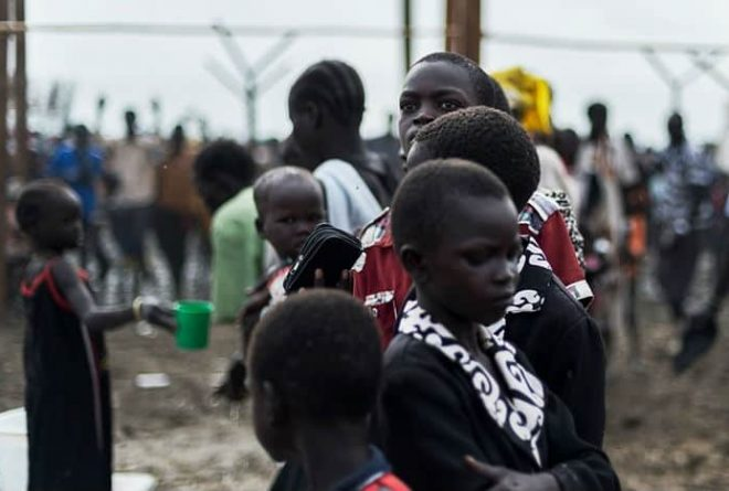 Women and girls raped as 'wages' for govt forces in South Sudan