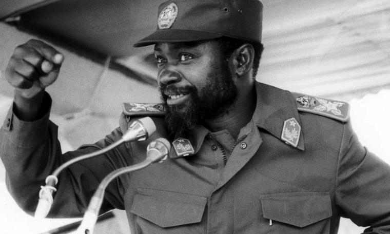 Remembering President Samora