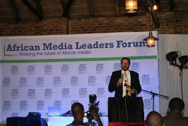 African Media Leaders Forum: Shaping Development Conversations in Africa