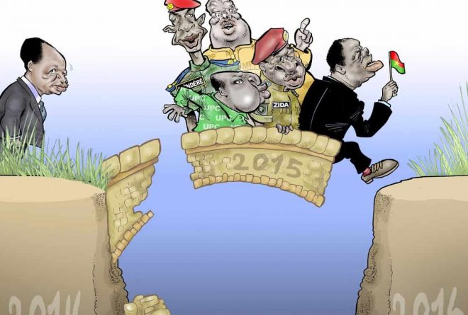Burkina Faso: Illustrating the machination of politics through tiny insidious strokes