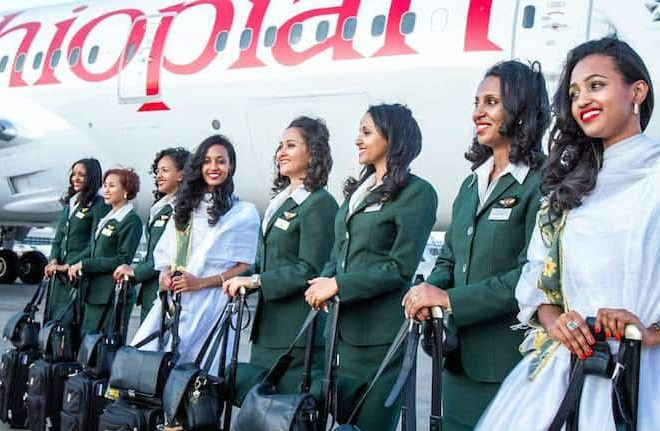 Ethiopian Airlines wins The Best Airlines in Africaat SKYTRAX