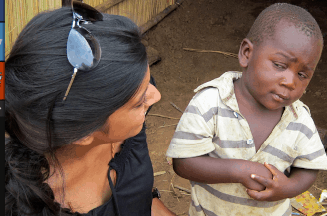 'Sceptical Third World Child' meme reignites debate on internet