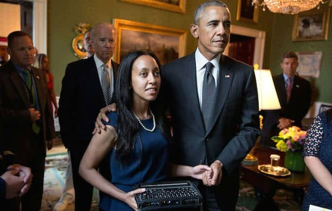 Meet Haben Girma, Harvard Law's first deaf-blind graduate