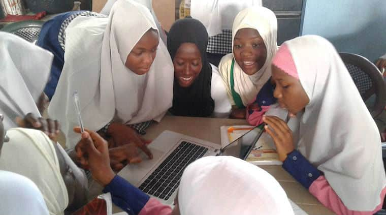 Achievers Ghana offer coding programme for girls