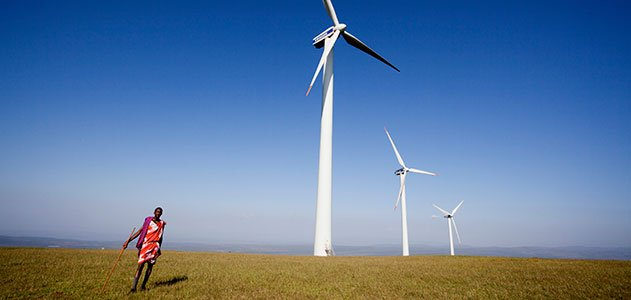 5 African countries embracing wind energy