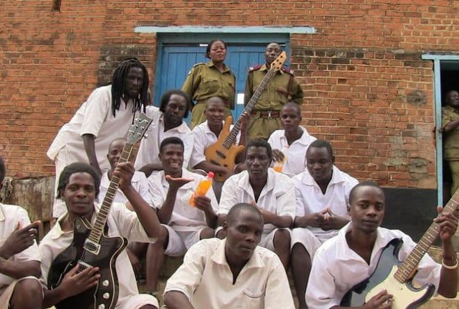 Malawi Zomba Prison band receives Grammy nomination