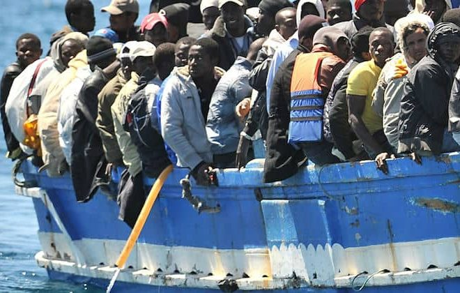 112 migrants die in boat accident off the coast of Somaliland
