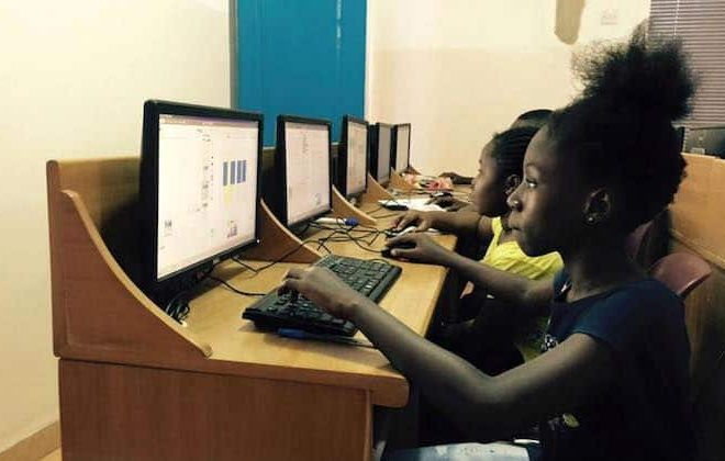 Ghana Code Club offers coding lessons to kids